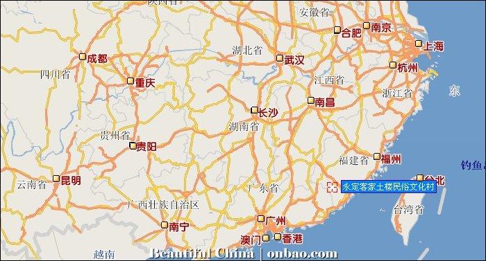 龙射镇地图
