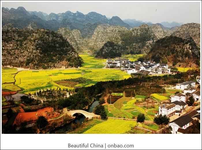 万峰林风景区